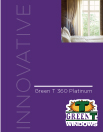 Green T 360 Platinum Series Windows Brochure