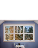 Casement Windows with Optional Middle Bar