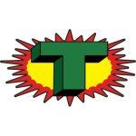 Green T logo