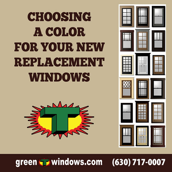How to Choose color replacement windows