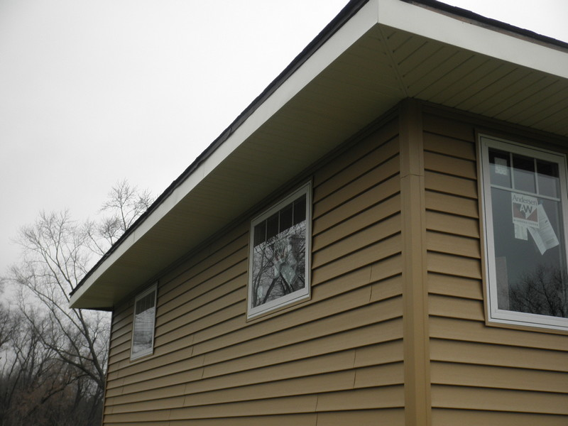 Brown Siding