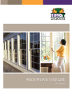 Green T 360 Series Windows Brochure