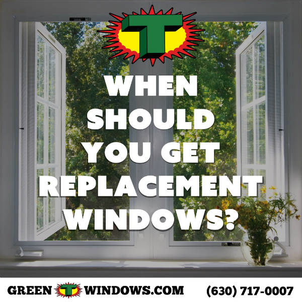 When Should You Get Replacement Windows