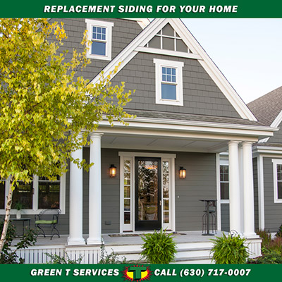 Replacement Siding for your home in Aurora, Naperville, Chicagoland